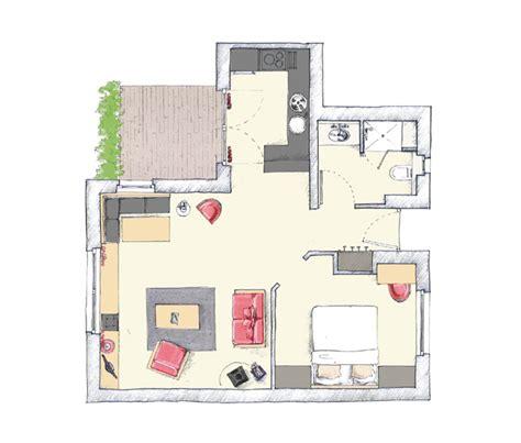 plan appartement 2 chambres descriptif de with plan appartement 2 chambres