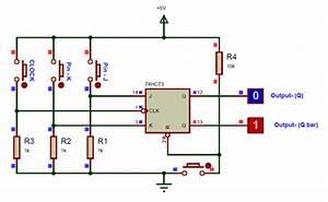 74hc73a Jk Flip Flop Circuit Diagram