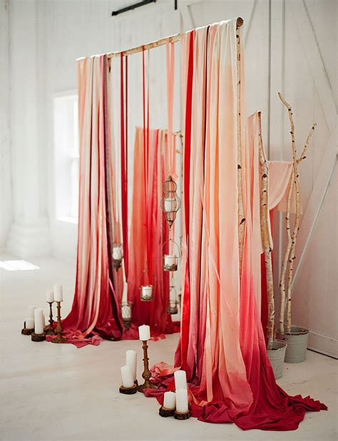 10 Creative Ways to Use Fabric in Your Wedding (With