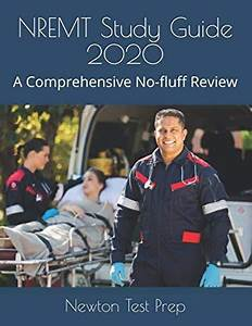 Free Download  Pdf  Nremt Study Guide 2020 A Comprehensive