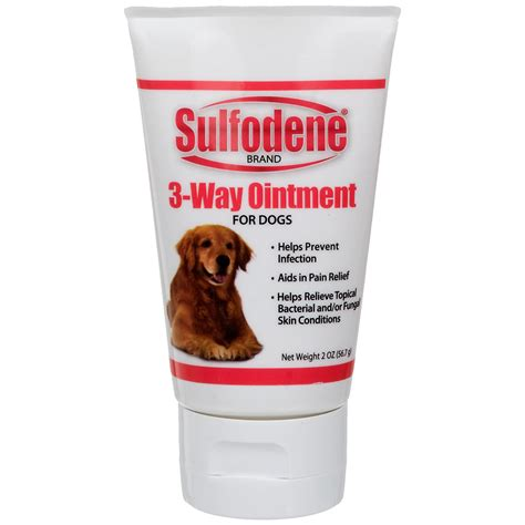 sulfodene   ointment  dogs petco