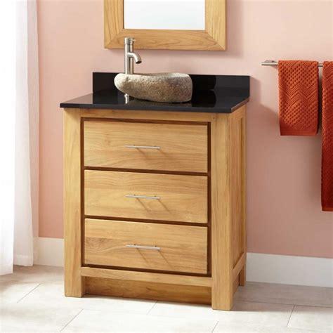 bathroom adds  luxurious feeling    contemporary bathroom  narrow depth vanity