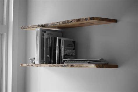 Zwevende Boeken Plank