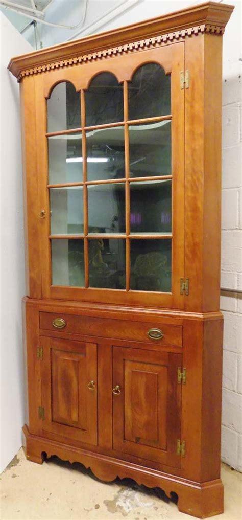 kitchen cherry cabinets duckloe cherry corner cabinet 3351