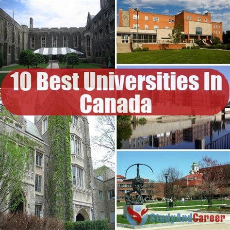 university universities  canada