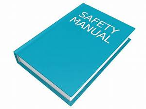 How To Write A Health And Safety Manual