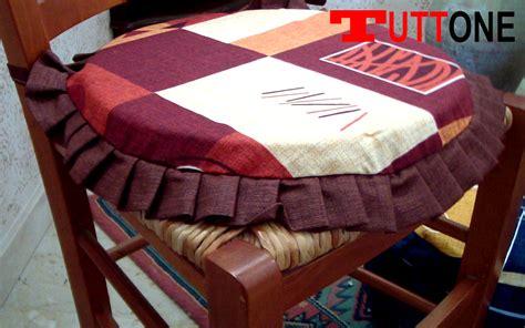 cuscini rotondi tuttone cuscini per sedie
