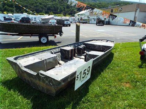 1448 Jon Boat For Sale by Polar Kraft 1448 Boats For Sale
