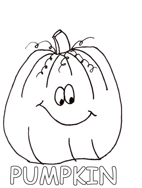 pumpkin coloring pages for preschool printable coloring pages 963