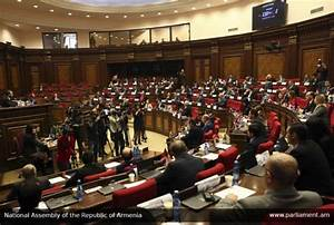 Parliament adopts bill on making changes in Law on Public ...