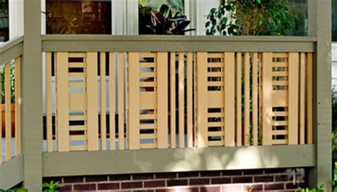 deck railing ideas design  pictures