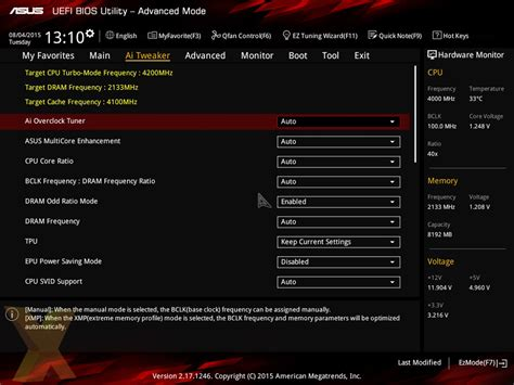 Asus Modified Bios Repository by Review Asus Z170 Pro Gaming Mainboard Hexus Net Page 2