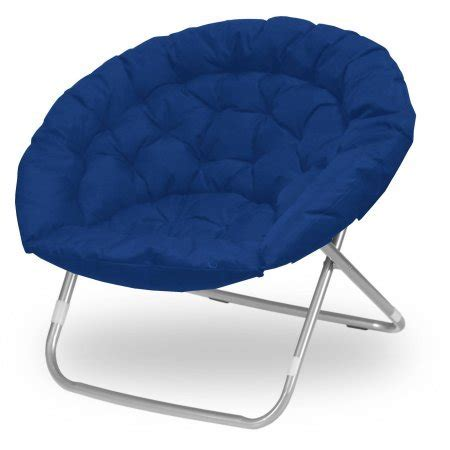 Mainstays Faux Fur Saucer Chair Aqua by Seller Profile Homebusy