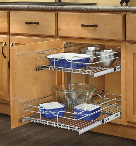 Pretty Cabinet Roll Out Shelves 3 Best Kitchen Roller