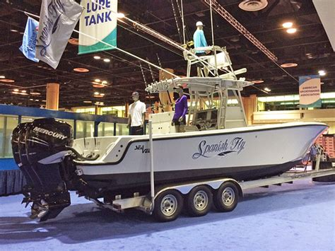 Huk Boat by Jose Wejebe S Seavee Presented By Marolina Outdoor