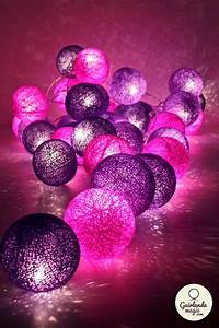 Guirlande Lumineuse Boule Rose : concours guirlande ~ Melissatoandfro.com Idées de Décoration