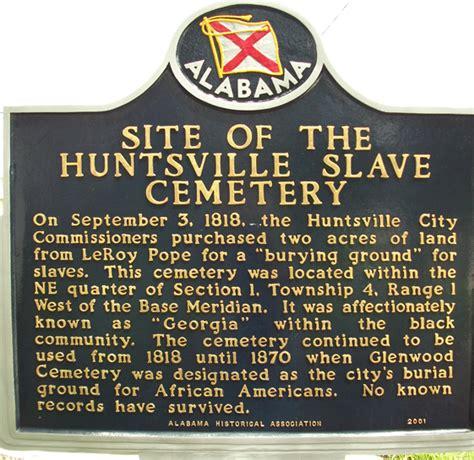 huntsville pioneers settled   big spring