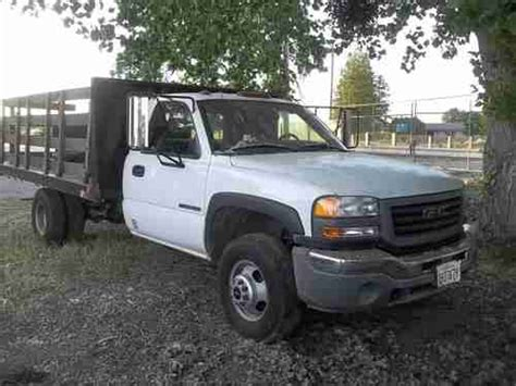 hayes car manuals 2007 gmc sierra 3500 engine control purchase used 2007 gmc sierra 3500 1 ton dually flatbed 6 liter vortec 2 dr gas work truck in