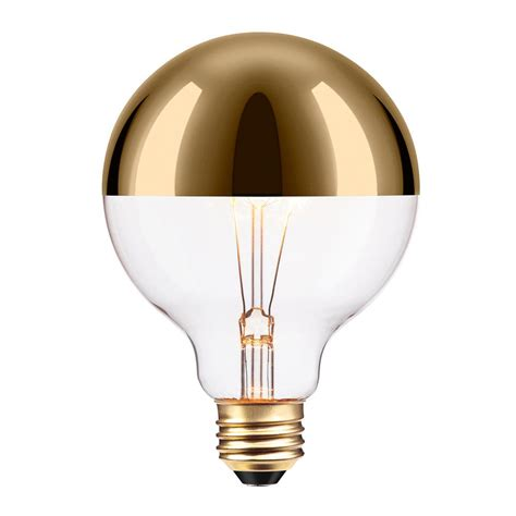 globe light bulbs globe electric 40w gold designer vintage edison oro