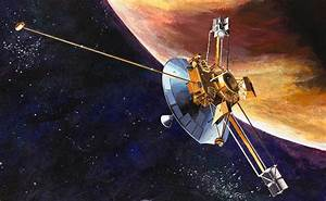 Pioneer 10 - Space Exploration - Interstellar Probes