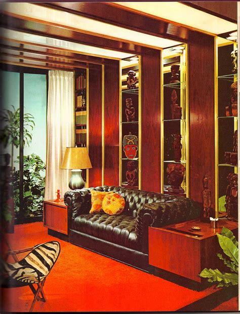 70's Interior Design Book5  Cohabitation With Design