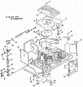 Generac Standby Generator Base And Pulleys Parts