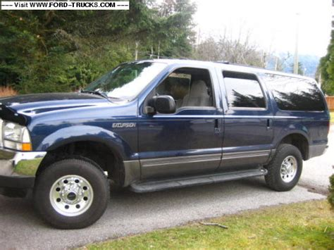 2002 ford excursion xlt premium 2002 ford excursion 4x4 family ride