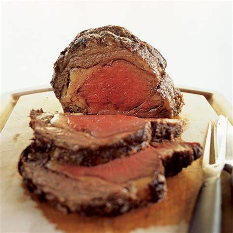 perfect prime rib recipe americas test kitchen