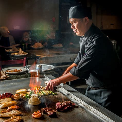 master cuisine what is teppanyaki las vegas japanese restaurant