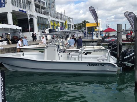 Ameracat Boats by New Ameracat 25 Bay Boat Page 2 The Hull