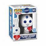 Pop Pillsbury Doughboy Funko Ad Icons Heart