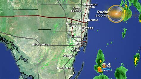 CBS4 Realtime Radar – CBS Miami