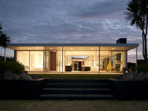 single level beach house   zealand idesignarch interior design architecture interior