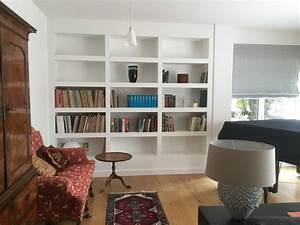 Floor, To, Ceiling, Shelving, Handmade, To, Fit, Alcove, Perfectly, -, Mark, Williamson, Furniture