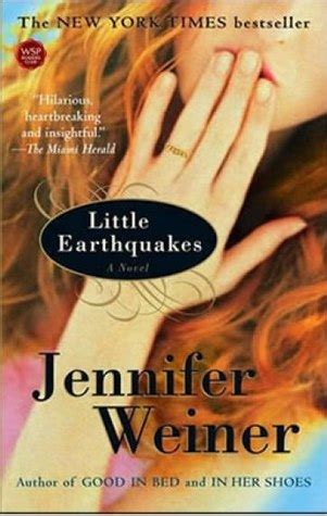 earthquakes  jennifer weiner reviews