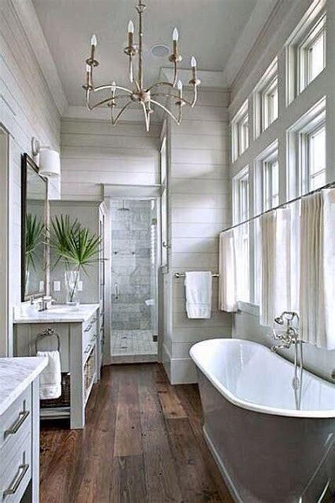 Modern Bathroom Floor Images by 20 Cozy And Beautiful Farmhouse Bathroom Ideas Home