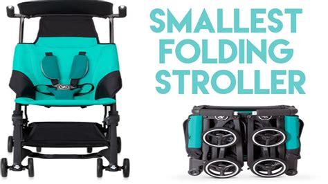 premium backpack smallest folding stroller best compact stroller