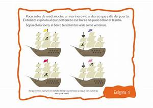 El tesoro pirata 6 7 años Zalunira España