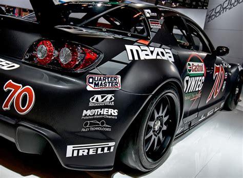 mazda rx mazdaspeed race car