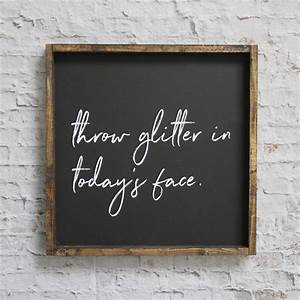Throw, Glitter, In, Today, U0026, 39, S, Face