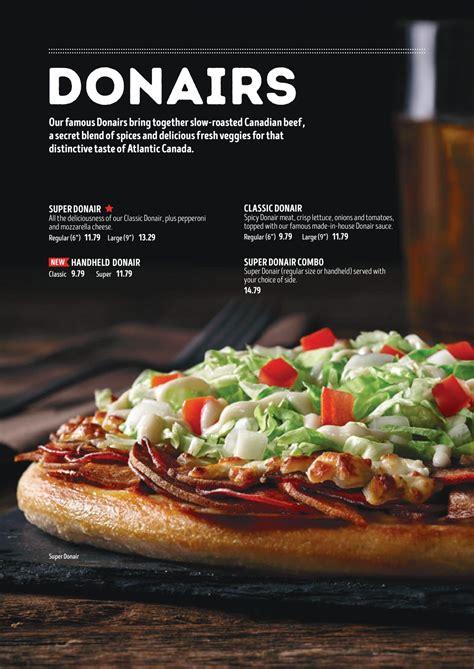 Pizza Delight Menu Prices & Specials