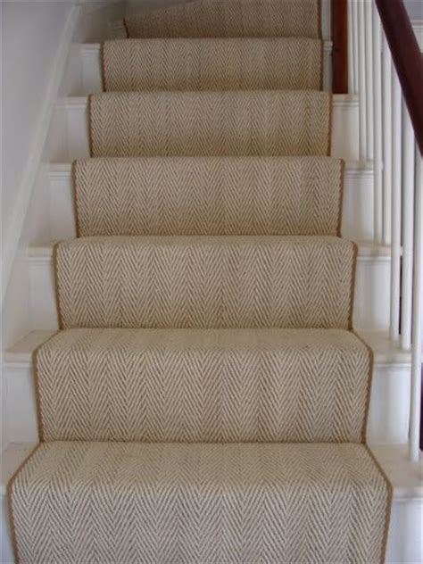 waterfall  hollywood stair installation colony rug