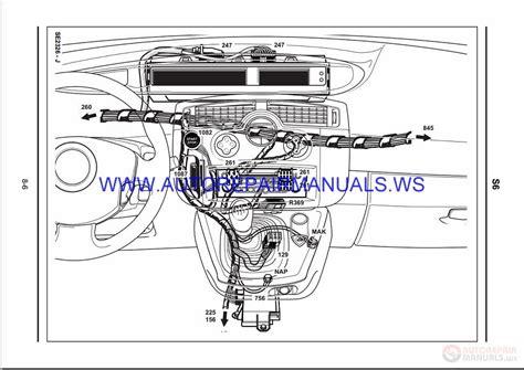 Renault Scenic Disk Wiring Diagrams Manual