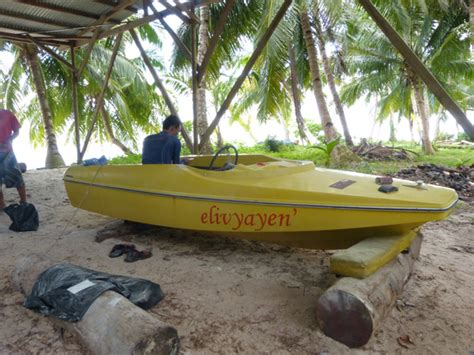 Nissan Fishing Boat by Mystery Nissan Boat The Hull Boating And Fishing