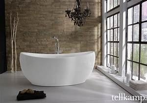 Freistehende Badewanne Oval : exklusive badezimmerartikel mit service heimwerker ~ Sanjose-hotels-ca.com Haus und Dekorationen