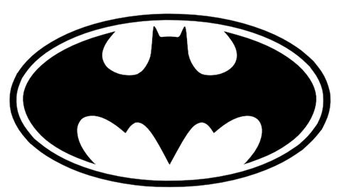 draw batman logo step clip art  clkercom