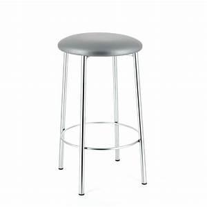 Tabouret Hauteur 65 Cm : tabouret snack hauteur 65 cm en m tal rennes 4 pieds tables chaises et tabourets ~ Teatrodelosmanantiales.com Idées de Décoration