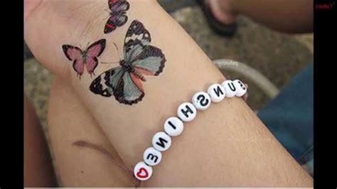 le tatouage poignet femme aussi beau  discret fait ses