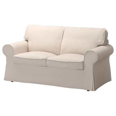 ikea ektorp sectional ektorp cover two seat sofa lofallet beige ikea