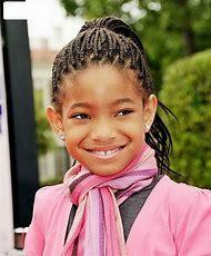 Cute Braid Hairstyles African American Girls